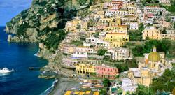 Amalfi villas
