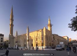 The Mosque of Sayyindna al-Hussein